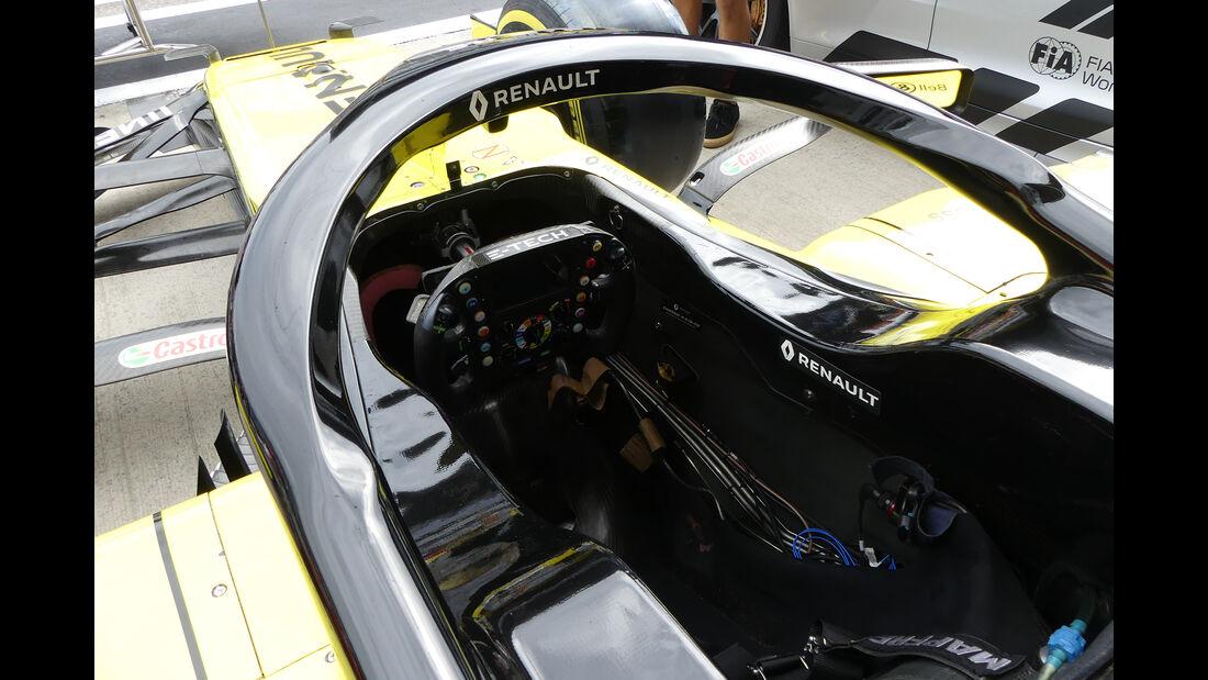 Renault - GP Russland - Sotschi - Formel 1 - Donnerstag - 26.9.2019