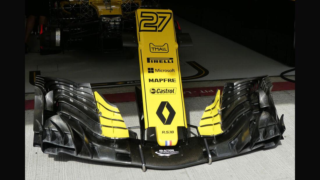 Renault - GP Russland - Sotschi - Formel 1 - Freitag - 28.9.2018