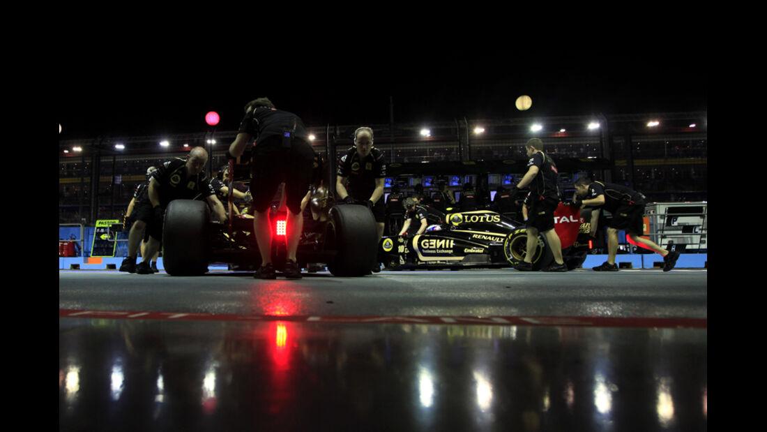 Renault GP Singapur 2011