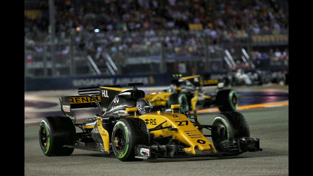Renault - GP Singapur 2017