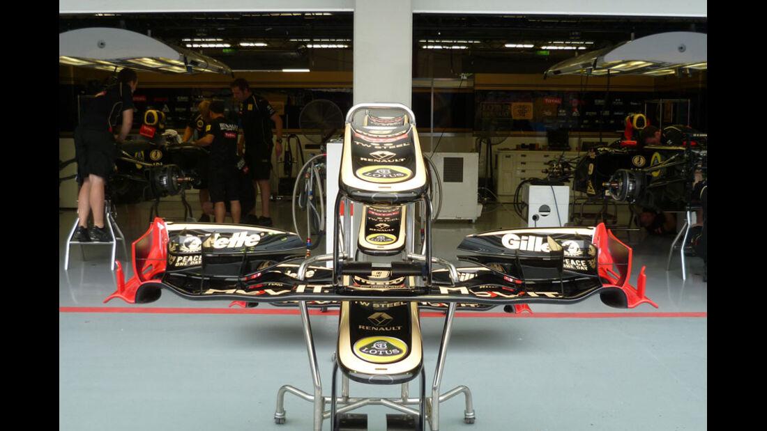 Renault - GP Singapur - 22. September 2011