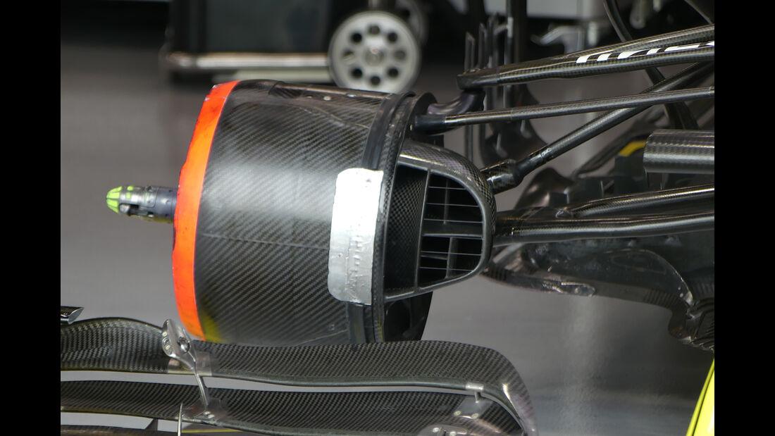 Renault - GP Singapur - Formel 1 - Freitag - 20.9.2019