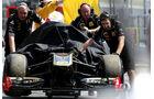 Renault GP Spanien 2011