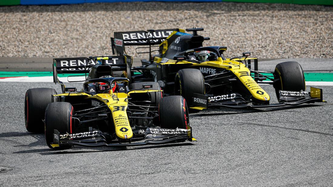 Renault - GP Steiermark - Österreich - 2020