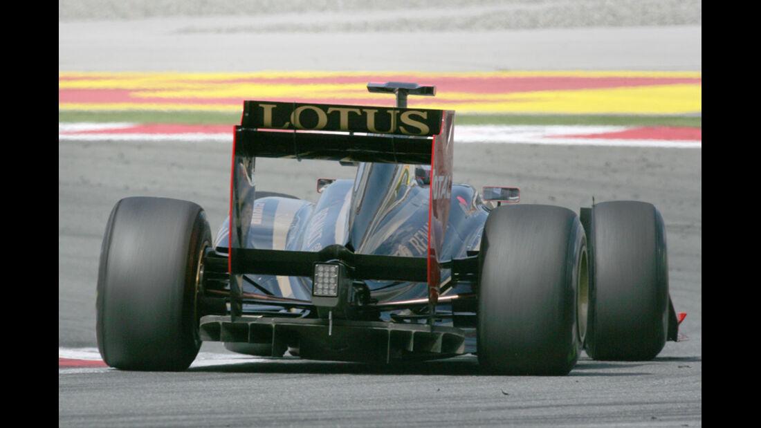 Renault GP Türkei 2011