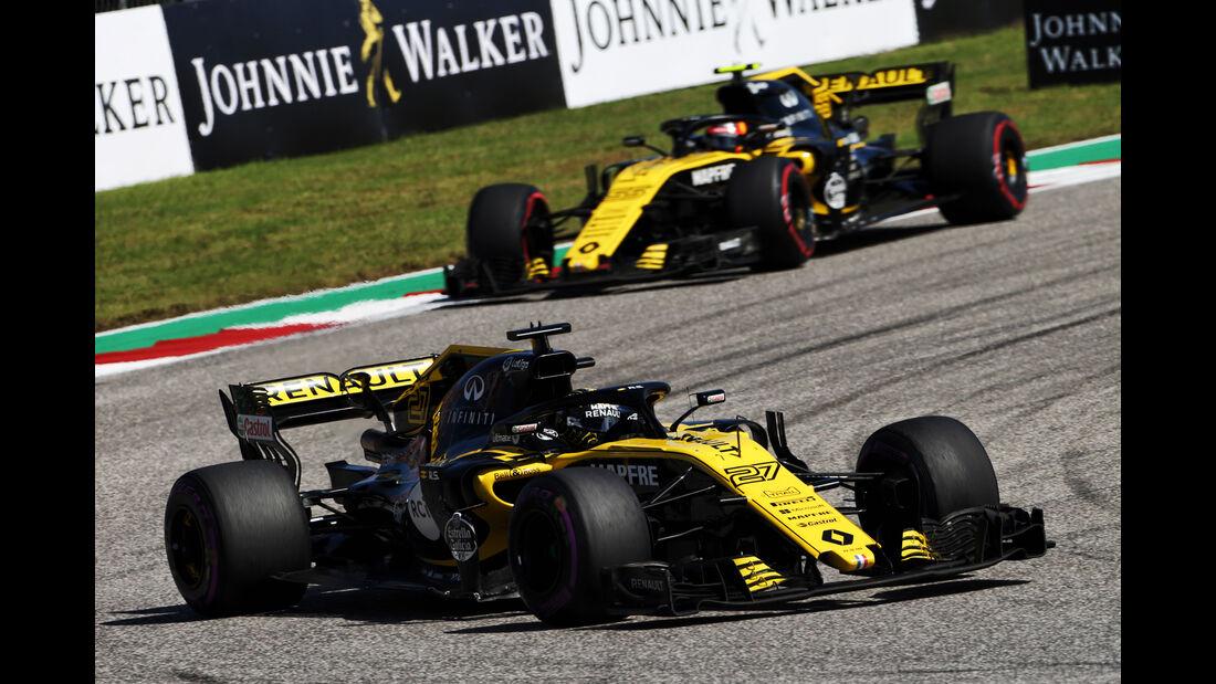 Renault - GP USA 2018