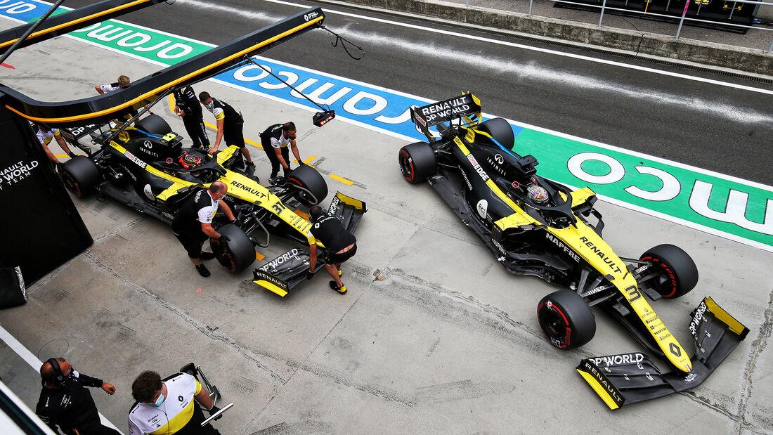Renault - GP Ungarn 2020