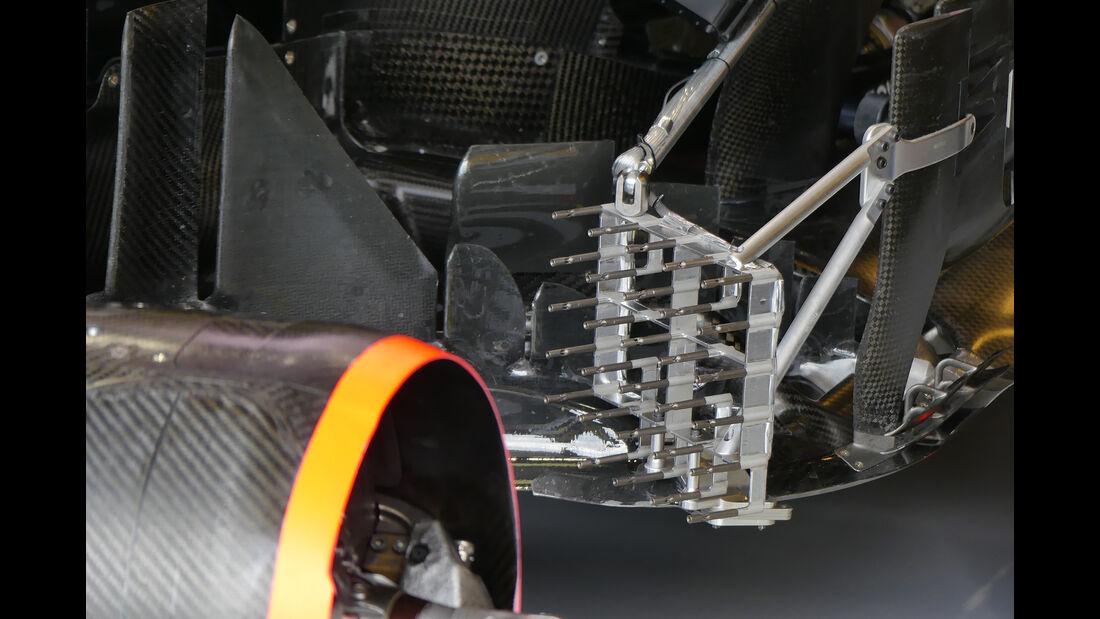 Renault - GP Ungarn - Budapest - Formel 1 - Freitag - 2.8.2019