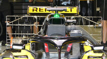 Renault - GP Ungarn - Budapest - Formel 1 - Freitag - 27.7.2018