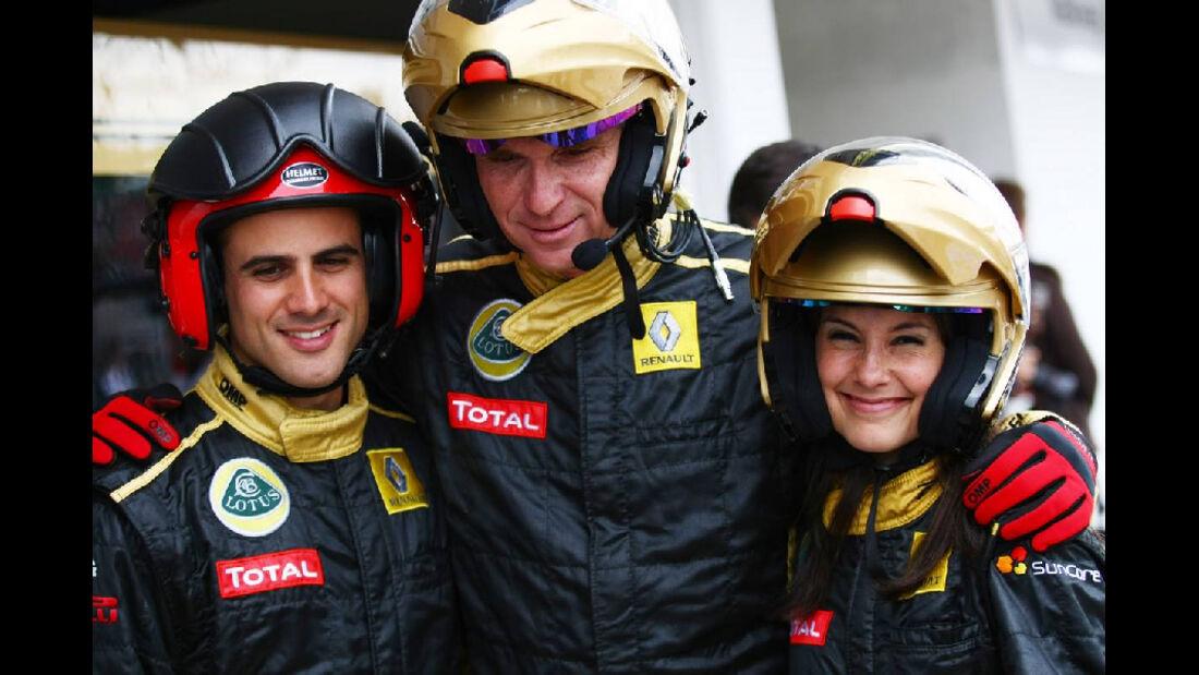 Renault - GP Ungarn - Formel 1 - 29.7.2011