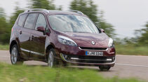 Renault Gr. Scénic 1.5 dCi Dynam., Frontansicht