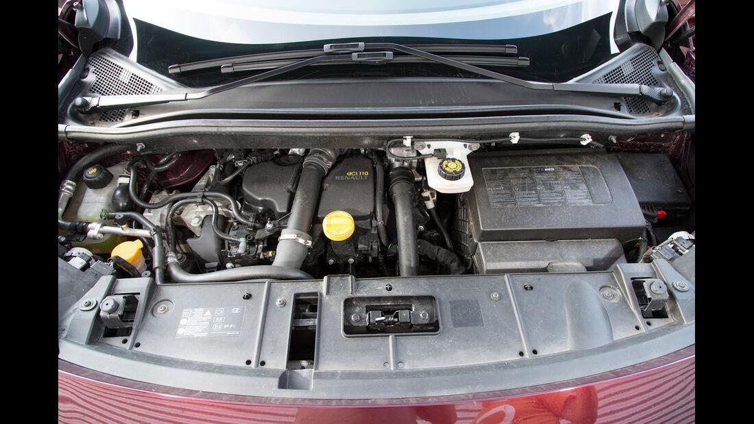 Renault Gr. Scénic 1.5 dCi Dynam., Motor