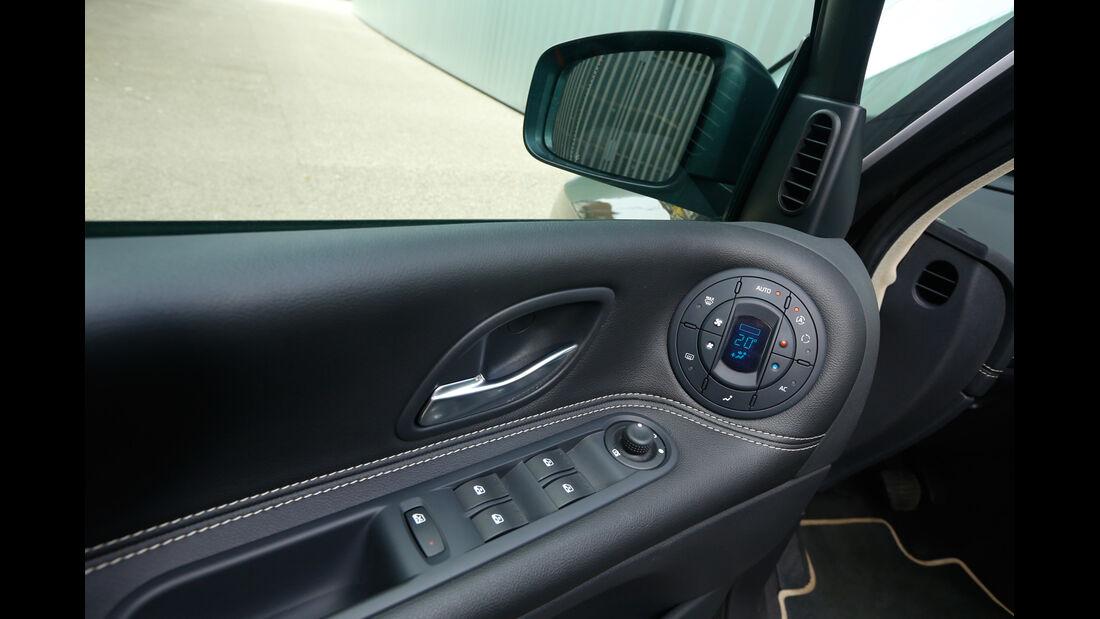 Renault Grand Espace dCi 175, Bedienelemente