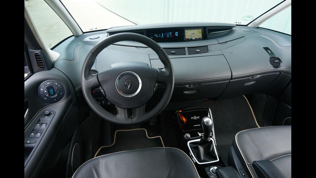 Renault Grand Espace dCi 175, Cockpit