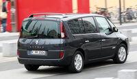Renault Grand Espace dCi 175 FAP Initiale, Heckansicht