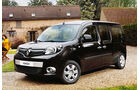 Renault Grand Kangoo, Frontansicht