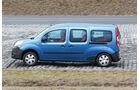 Renault Grand Kangoo, Seitenansicht