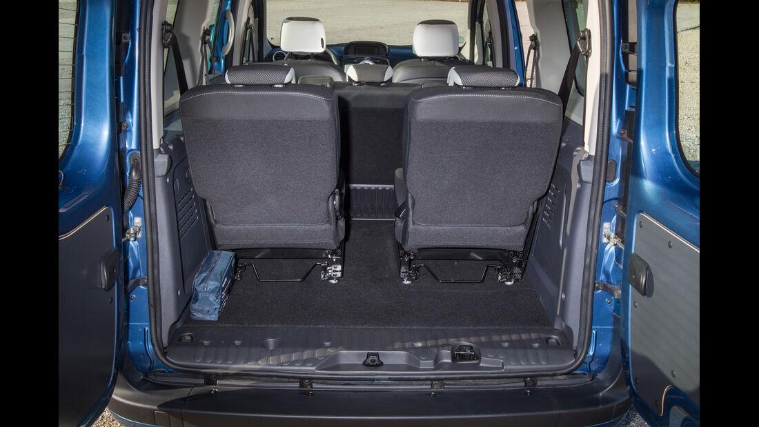 Renault Grand Kangoo dCi 110, Kofferraum