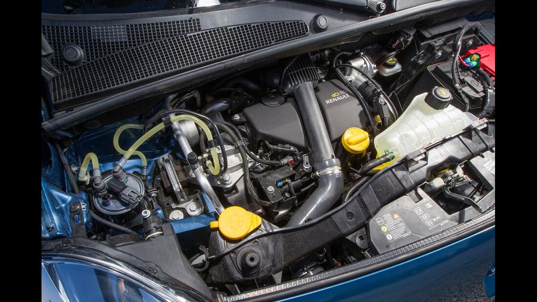 Renault Grand Kangoo dCi 110, Motor