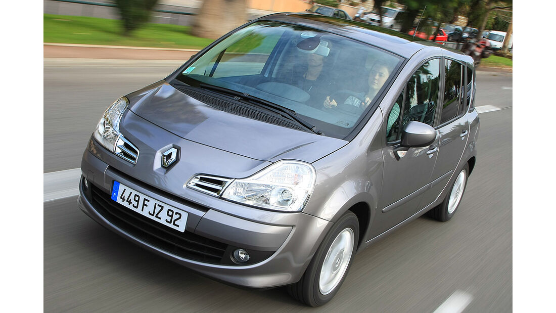 Renault Grand Modus 1.5 dCi