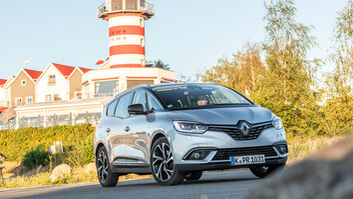 Renault Grand Scénic Tce 130