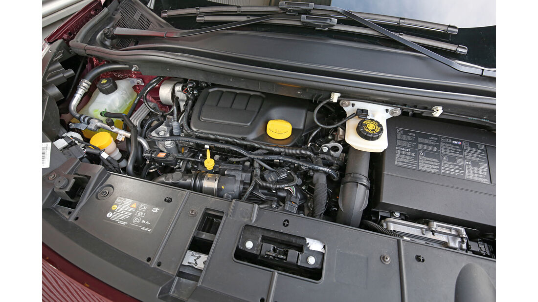 Renault Grand Scénic dCi 130, Motor