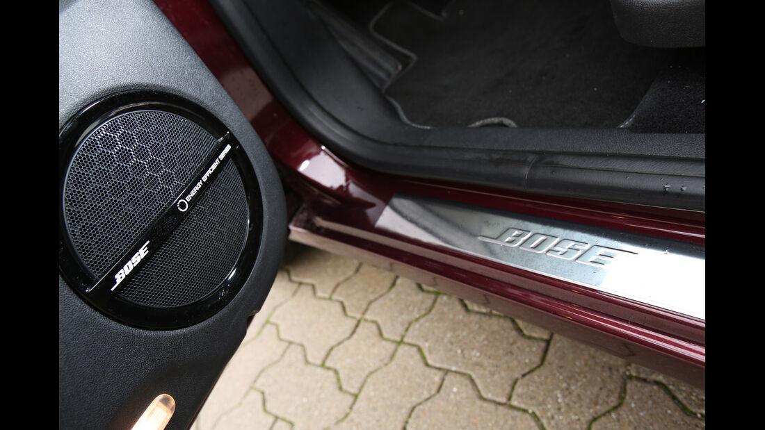 Renault Grand Scénic dCi 150 FAB, Lautsprecher