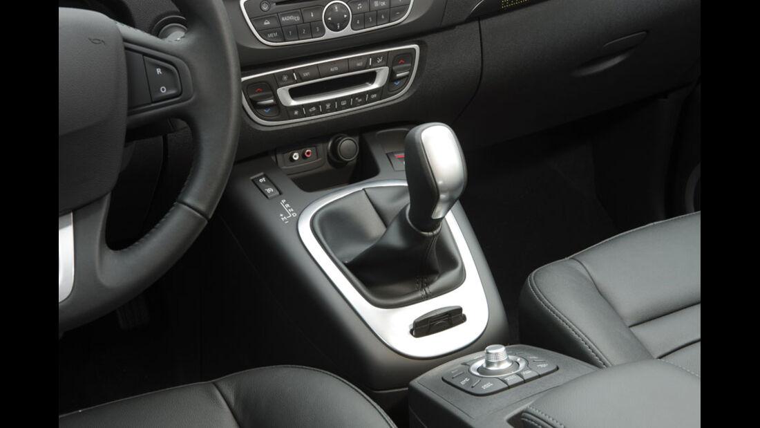 Renault Grand Scenic, Automatikgetriebe