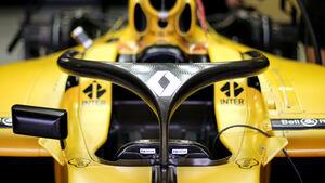 Renault - Halo-Test - Formel 1 - 2016