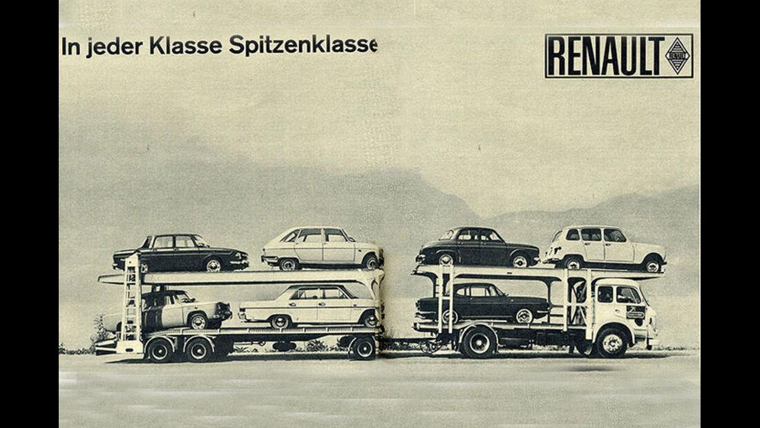 Renault, IAA 1965
