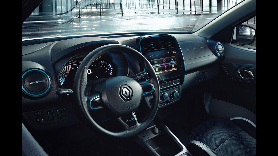 Renault K-ZE Elektro-SUV