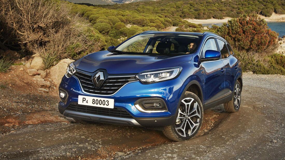 Renault Kadjar BLUE dCi 150 4x4 2019