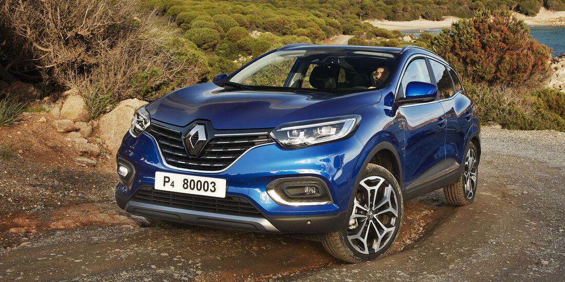 Renault Kadjar 2019 Facelift Neue Optik Euro 6d Temp 4x4 Auto