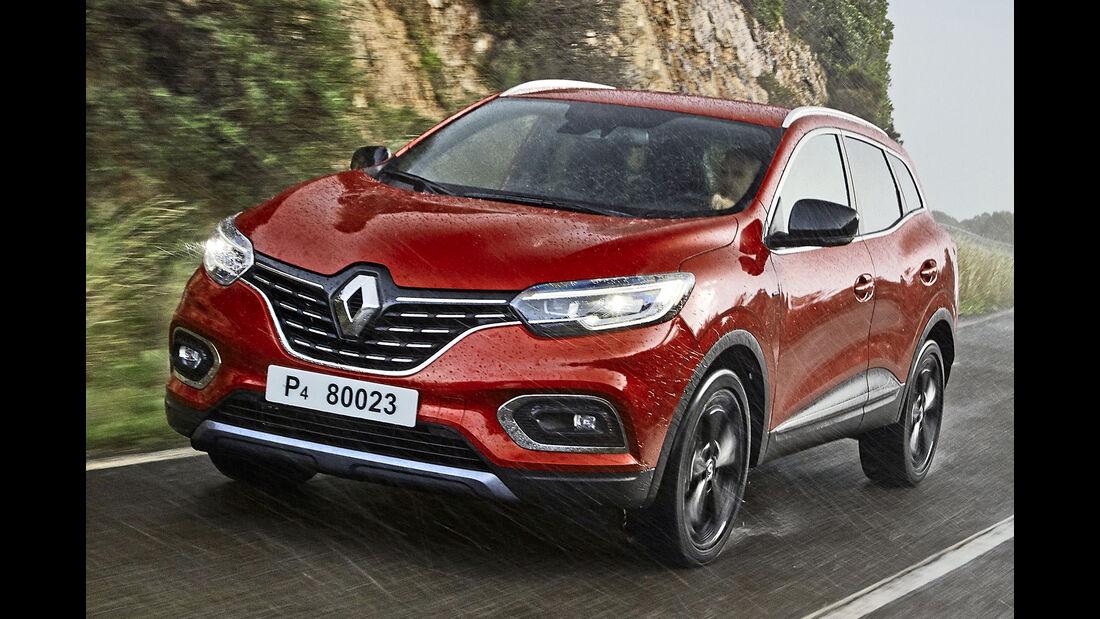 Renault Kadjar, Best Cars 2020, Kategorie I Kompakte SUV/Geländewagen