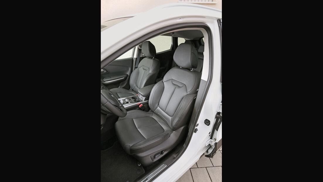 Renault Kadjar DCi 130 4X4, Fahrersitz