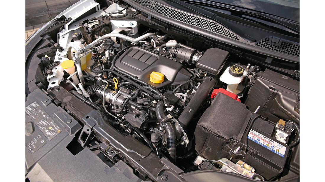 Renault Kadjar DCi 130 4X4, Motor