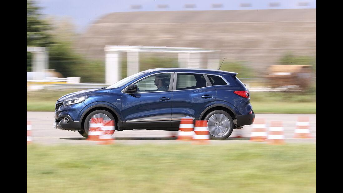 Renault Kadjar, Exterieur Seite