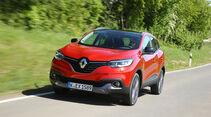 Renault Kadjar, Fahrbericht