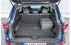 Renault Kadjar TCe 130, Kofferraum