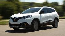 Renault Kadjar dCi 130 4x4, Seitenansicht
