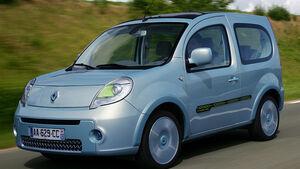 Renault Kangoo Be Bob Z.E.