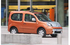 Renault Kangoo Bebop 1.6, Seitenansicht