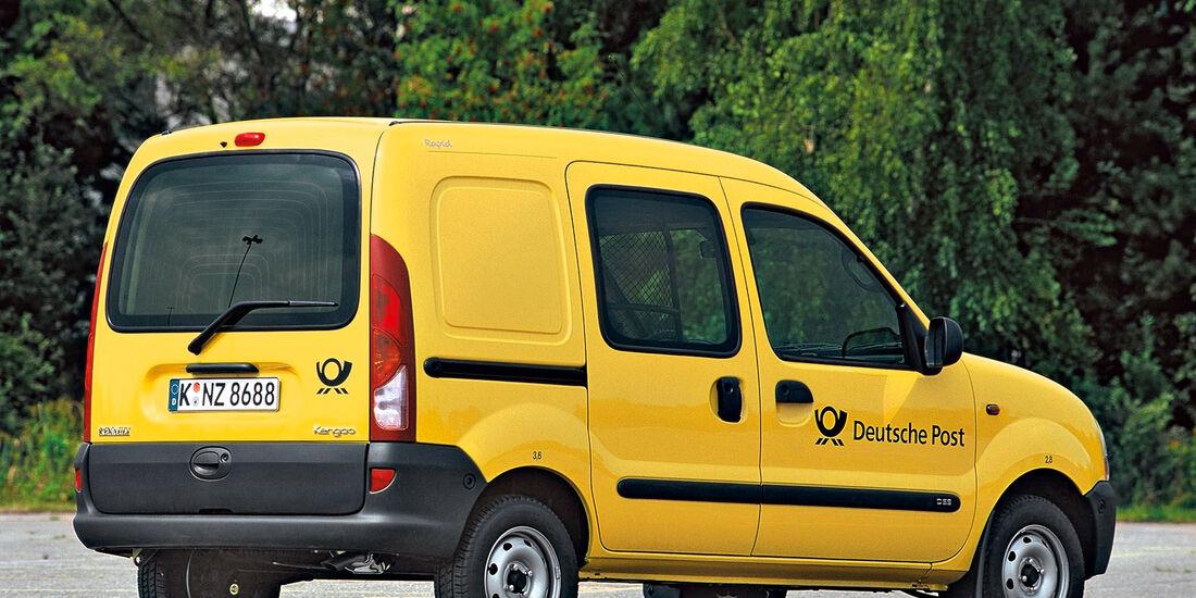 Renault Kangoo Deutsche Post