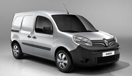 Renault Kangoo Facelift 2013