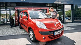 Renault Kangoo, Gebrauchtwagen-Check, asv1617