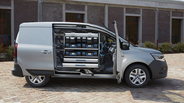 Renault Kangoo Rapid Sesame Seitentür