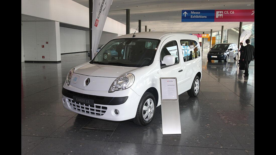 Renault Kangoo Rapide ZE