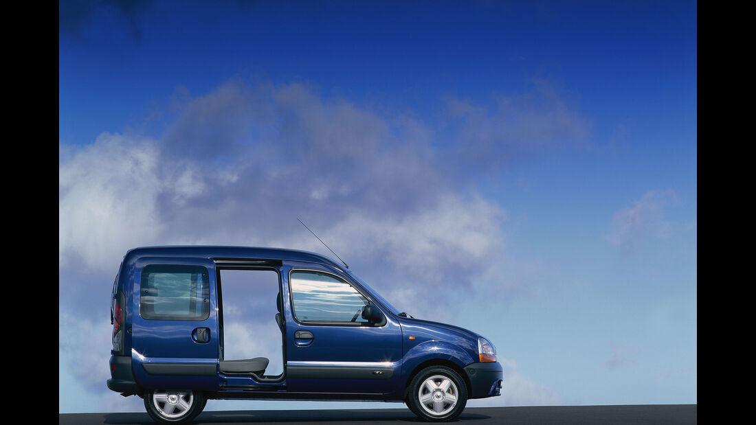 Renault Kangoo Schiebetüren