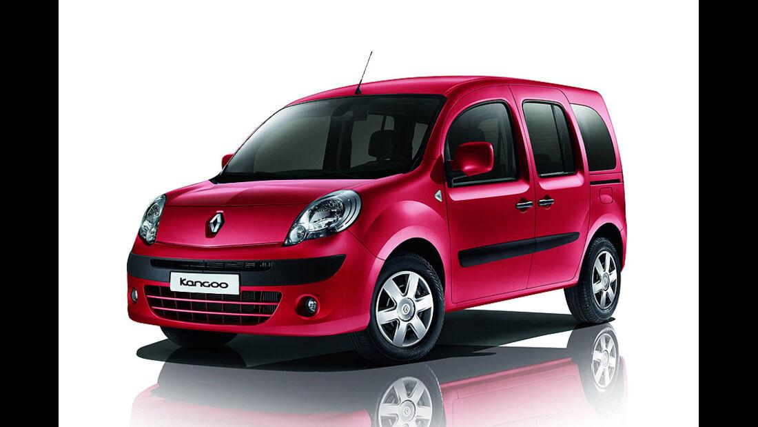 Renault Kangoo Sondermodell Je t'aime