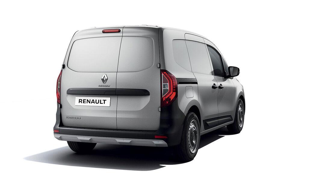 Renault Kangoo Van 2021
